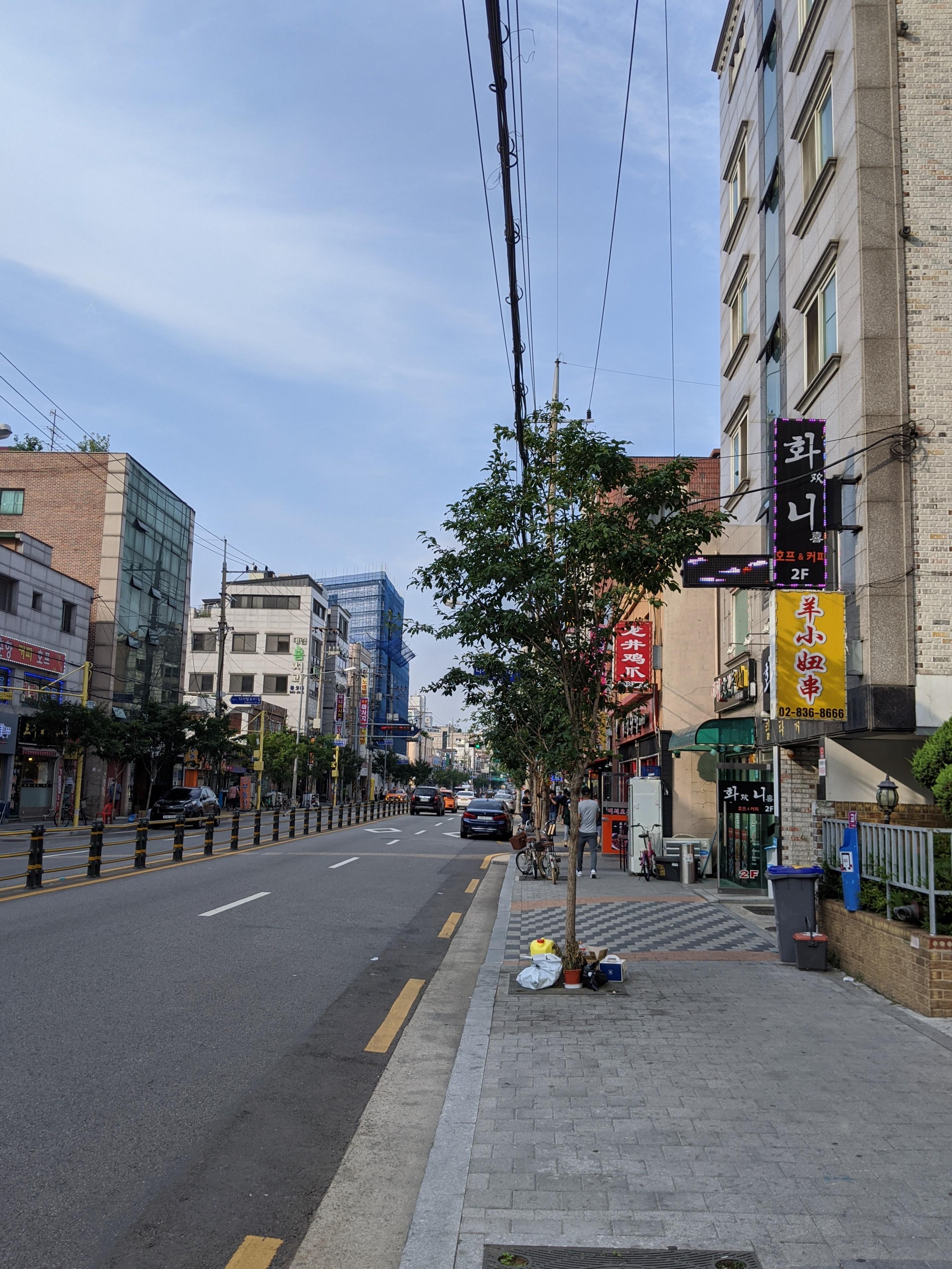 서울 속 차이나타운