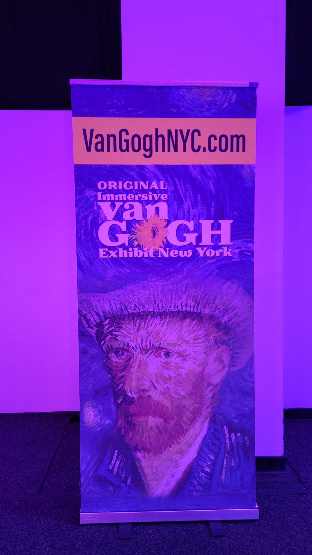 Van Gogh – 몰입감 넘치는 4D 경험